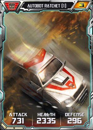 Autobot Ratchet 1 Alt