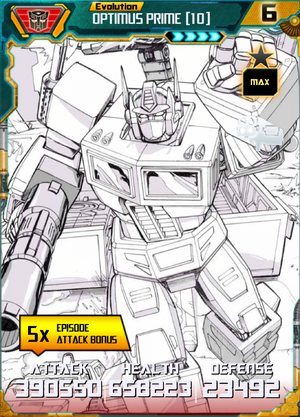 Optimus Prime 10 E4