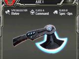 Axe I/Autobot