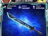 Arcee (1) Weapon