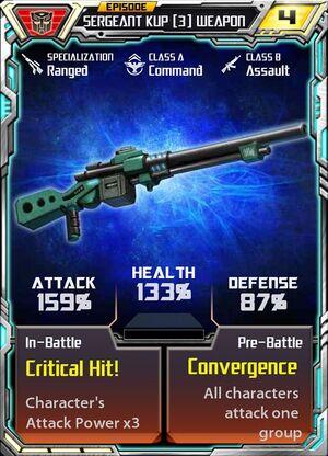 SergeantKup3Weapon