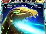 Sludge (5) Weapon
