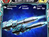 Blades (1) Weapon