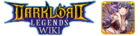 Darklord Legends Wiki-wordmark