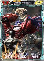 Optimus Prime (2) - Robot
