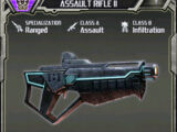 Assault Rifle II/Decepticon