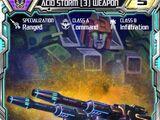 Acid Storm (3) Weapon