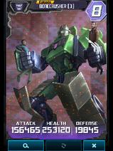 Screenshot by 26822017 - Bonecrusher 3 Robot - Base Stats