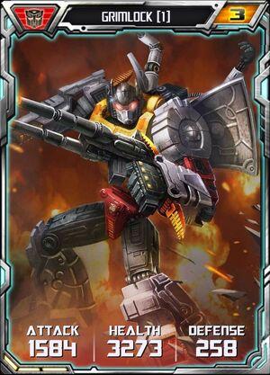 Grimlock (1) - Robot
