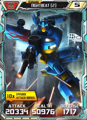 Nightbeat (2) Robot