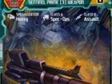 Sentinel Prime (3) Weapon