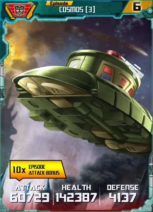 Cosmos 3 Alt