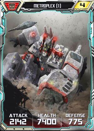 Metroplex (1) - Robot