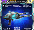 Onslaught (4) Weapon