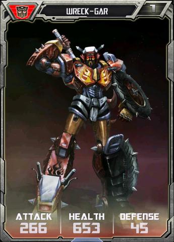 File:(Autobots) Wreck-Gar - Robot.png