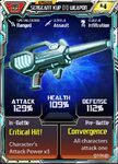 Sergeant Kup (1) Weapon