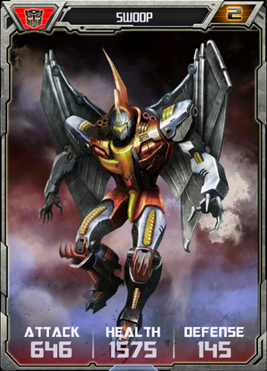 (Autobots) Swoop - Robot (2)