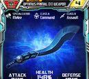 Optimus Primal (1) Weapon