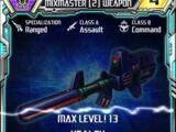 Mixmaster (2) Weapon