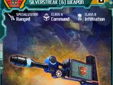 Silverstreak (6) Weapon