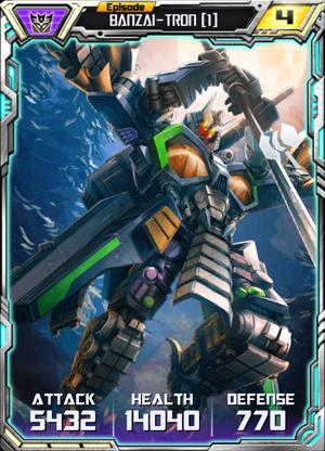 Banzai-Tron 1 Robot