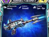 Hardshell (2) Weapon