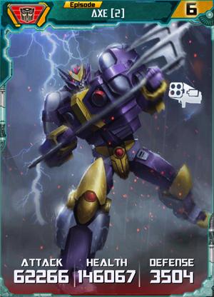 Axe 2 Robot