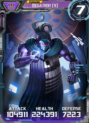 Megatron 9 Robot