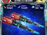 Jetfire (4) Weapon
