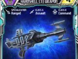 Hardshell (3) Weapon