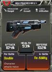 High Powered Rifle I