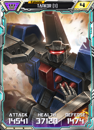 Tankor (1) Robot