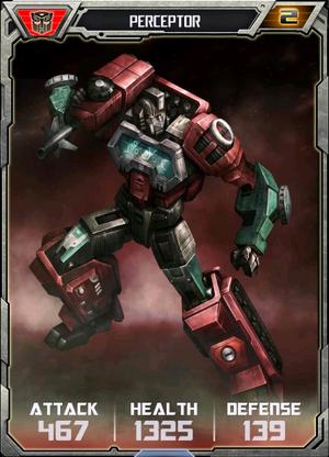 (Autobots) Perceptor - Robot (2)