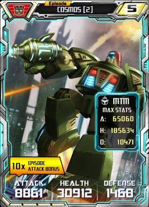 Cosmos 2 Robot