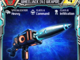 Wheeljack (6) Weapon