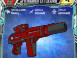 Afterburner (2) Weapon