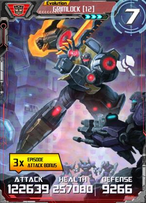 Grimlock 12 E3