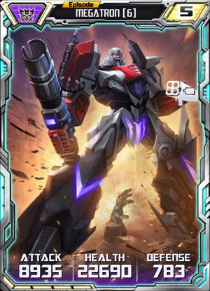 Megatron 6 Robot