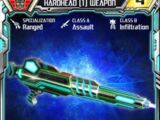Hardhead (1) Weapon