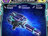 Cyclonus (4) Weapon