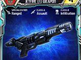Jetfire (1) Weapon