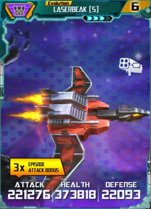 Laserbeak 5 E3