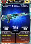 Ariel (1) Weapon