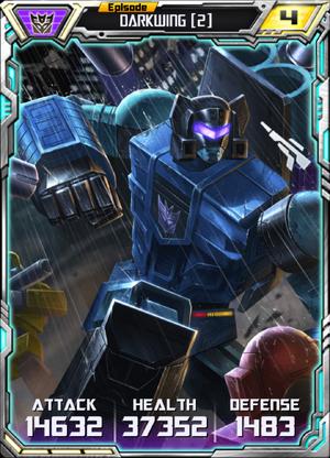 Darkwing 2 Robot
