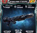 Optimus Prime (1) Weapon