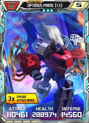 Optimus Prime 13 E3