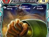 Optimus Primal (2) Weapon