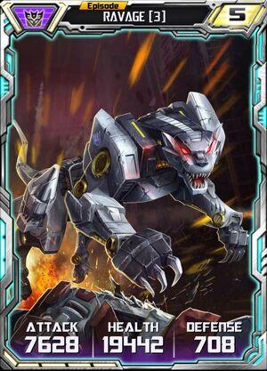 Ravage (3) - Robot