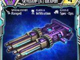 Skywarp (6) Weapon