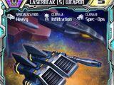 Laserbeak (5) Weapon